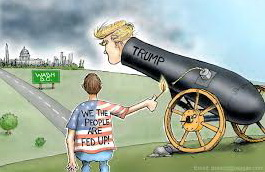 Trump kanon